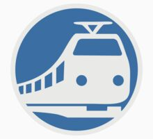 Train Icon by Style-O-Mat