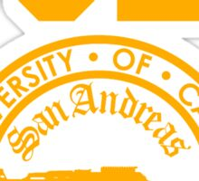 UCLS University of California Los Santos grand theft auto Sticker