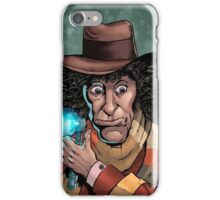 Dr Who Tom Baker iPhone Case/Skin