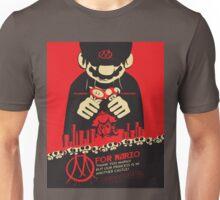M for Mario Unisex T-Shirt