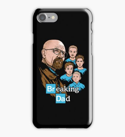 Breaking Dad iPhone Case/Skin