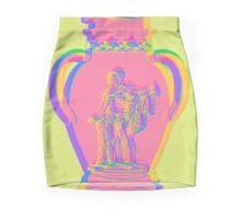 Greek Vase 4 Mini Skirt