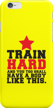 TRAIN HARD and you too shall have a BODY like this! by jazzydevil