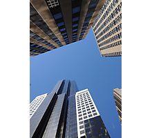 Buildings Photographic Print