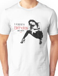 Happy Birthday ( For Men ) Unisex T-Shirt