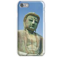 Daibutsu Buddha iPhone Case/Skin