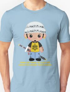 Cute Trafalgar Law Unisex T-Shirt