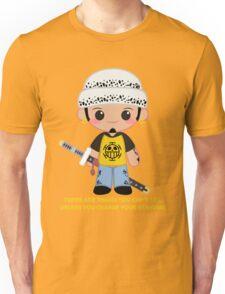 Cute Trafalgar Law Unisex T-Shirt