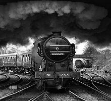 Steam Age by Steve Langton