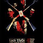 Lock, Stock, & Two Smoking Barrels Poster by childoftheatom