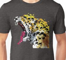 Colorful Jaguar Unisex T-Shirt