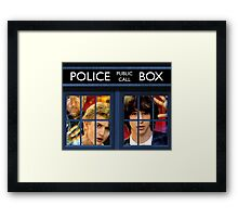 Doctor Excellent Framed Print