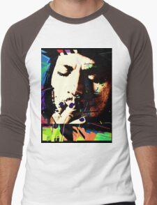 Johnny Depp. Men's Baseball ¾ T-Shirt