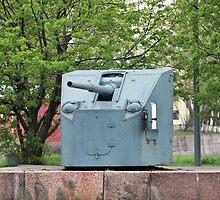 cannon by mrivserg
