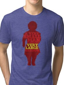 Game of Thrones - Tyrion: A Very Large Shadow Tri-blend T-Shirt