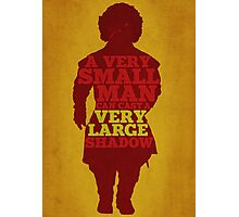Game of Thrones - Tyrion: A Very Large Shadow Photographic Print