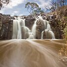 Murrumbooee Falls by Travis Easton