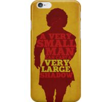 Game of Thrones - Tyrion: A Very Large Shadow iPhone Case/Skin