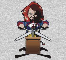 Child's Play 2 (Chucky) by killrart