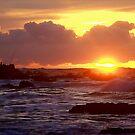 Hawaii sunrise 2013 by Maureen Clark