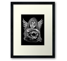 Angel Love Framed Print