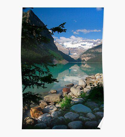 Lake Louise, Canada 2013 Poster