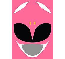 Mighty Morphin Power Rangers Pink Ranger Photographic Print
