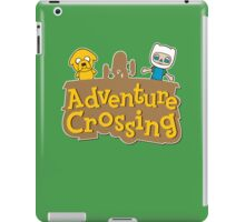 Adventure Crossing iPad Case/Skin