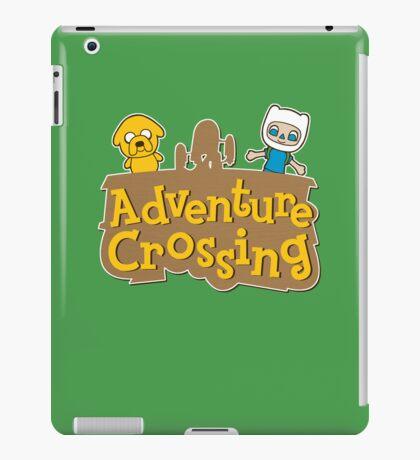 Adventure Crossing iPad Case/Skin
