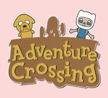 Adventure Crossing Kids Tee