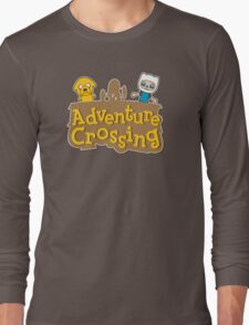 Adventure Crossing Long Sleeve T-Shirt