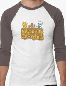 Adventure Crossing Men's Baseball ¾ T-Shirt