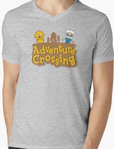 Adventure Crossing Mens V-Neck T-Shirt