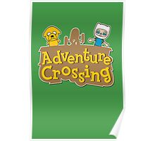 Adventure Crossing Poster