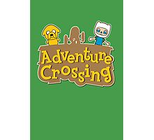 Adventure Crossing Photographic Print