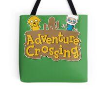 Adventure Crossing Tote Bag