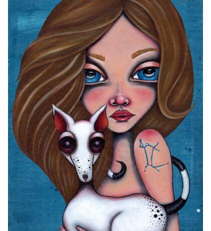 DogStar Sticker