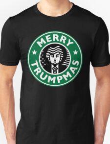 Merry Christmas Starbucks! Sincerely, Donald Trump T-Shirt