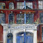 Wharncliffe Works, Kelham Island, Sheffield by Sue Nichol