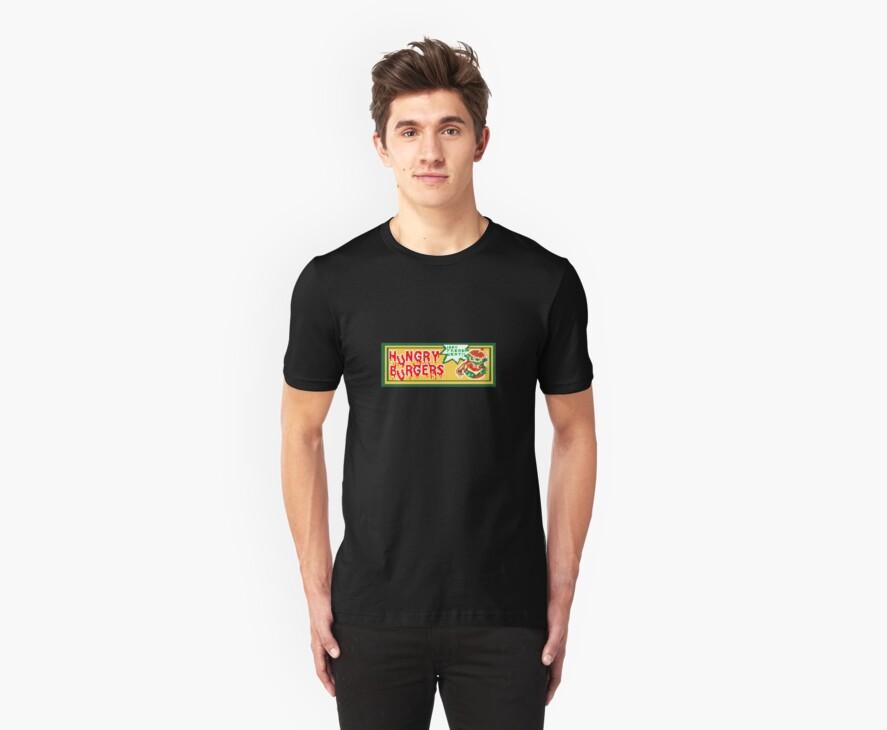 Hungry Burger by vgjunk