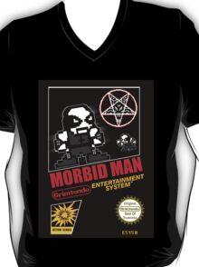 Morbid Man - 8 bit Black Metal T-Shirt