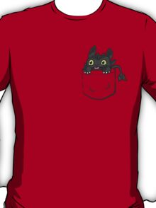 Pocket Toothless T-Shirt