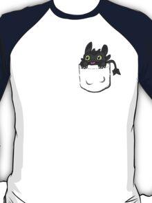 Pocket Toothless T-Shirt