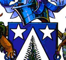 Norfolk Island Coat Of Arms Sticker