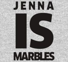 Jenna IS Marbles One Piece - Short Sleeve