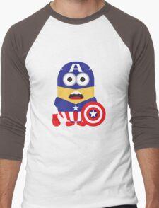 Super-Minion Men's Baseball ¾ T-Shirt