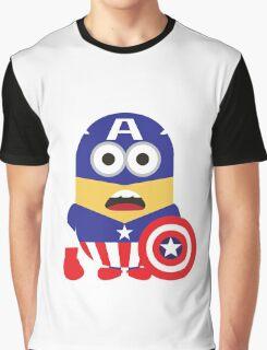 Super-Minion Graphic T-Shirt