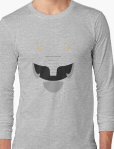 Mighty Morphin Power Rangers Black Ranger Long Sleeve T-Shirt