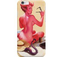Callie Maggotbone - Retro Pinup iPhone Case/Skin