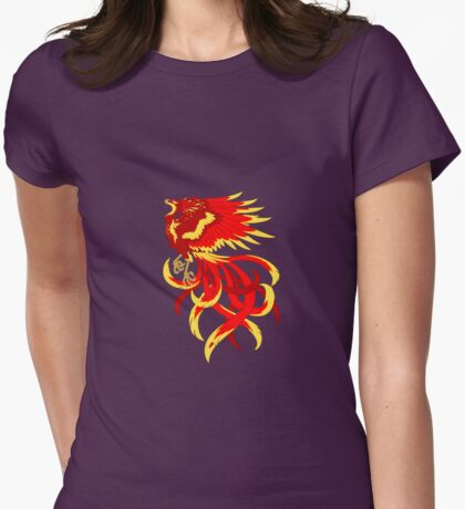 Ascend - Phoenix Womens Fitted T-Shirt